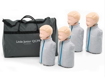 Little Junior QCPR 4-pack
